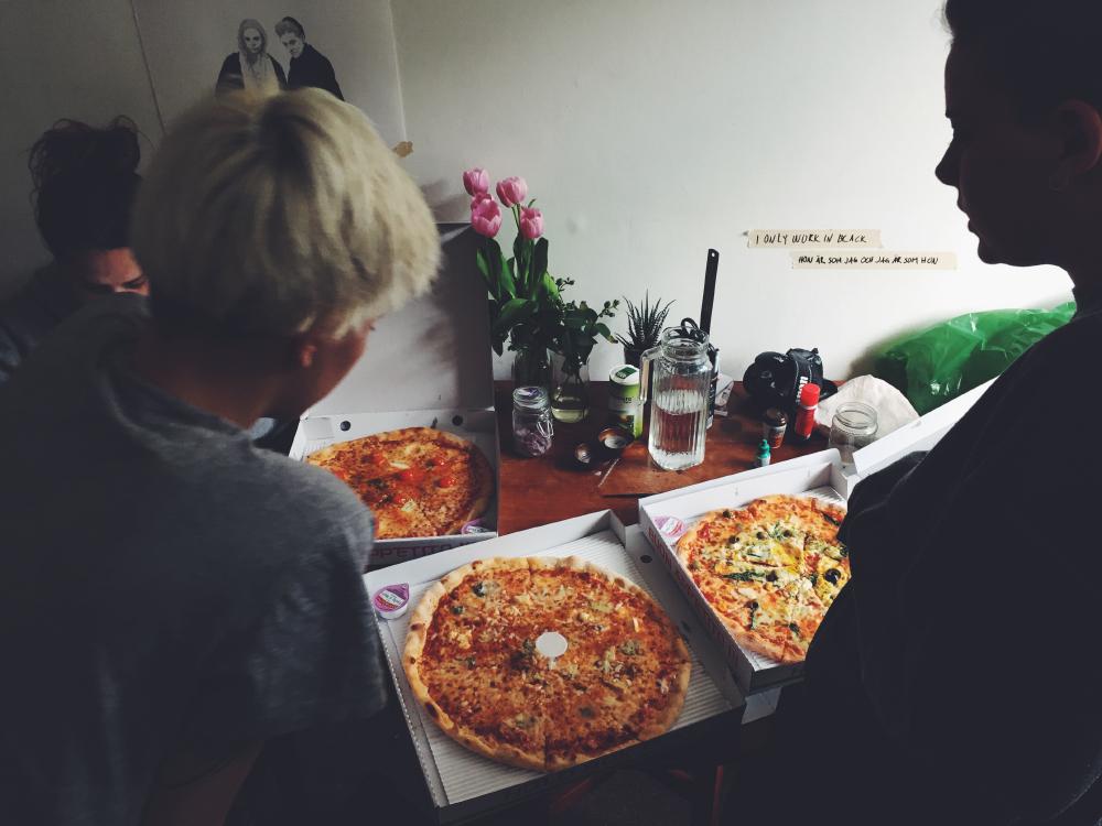 pizzamiddag