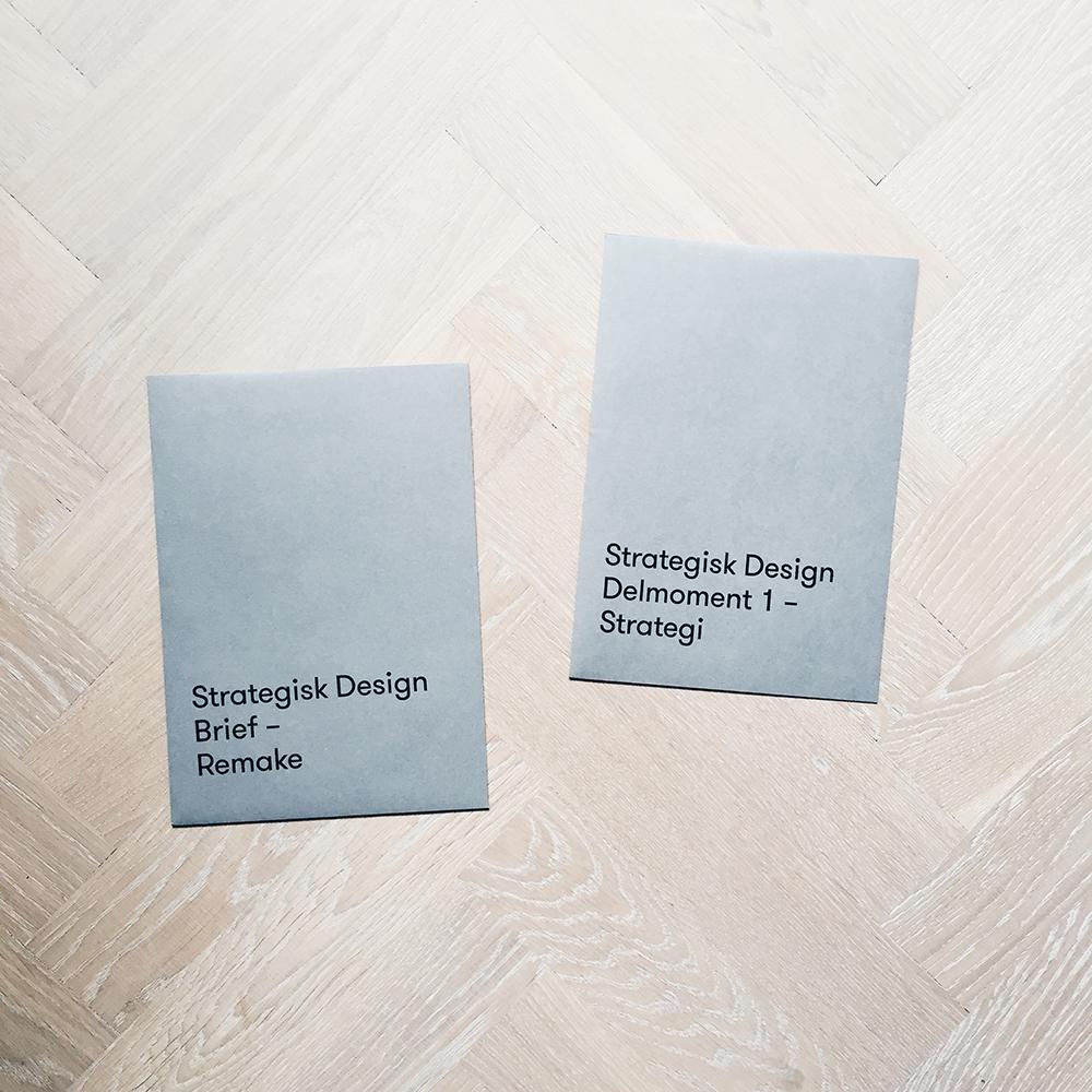 strategisk design