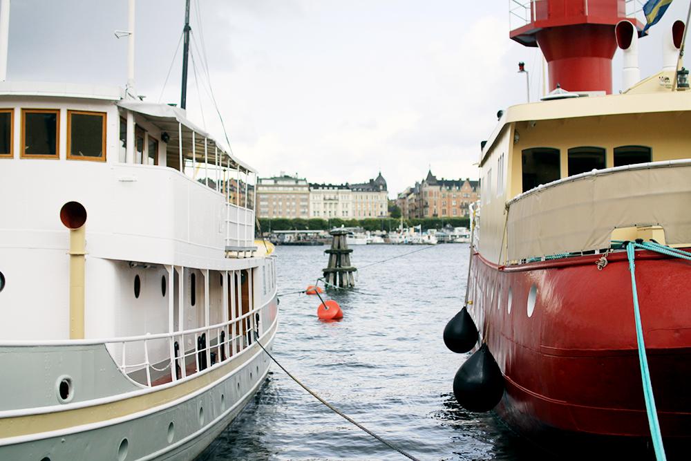 matholmen skeppsholmen