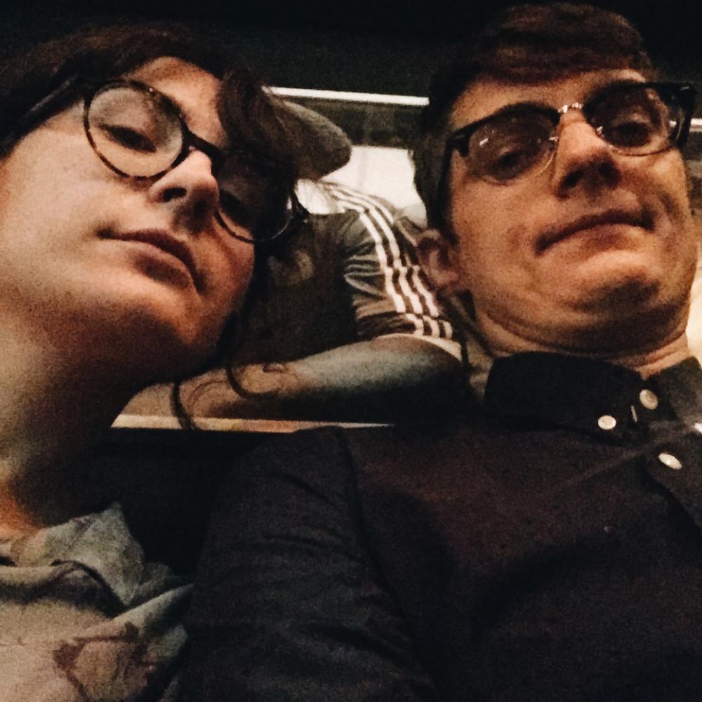 jag och han