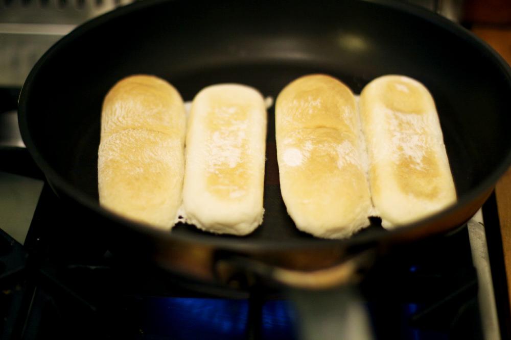eggs florentine + tricket för hollandaissåsen