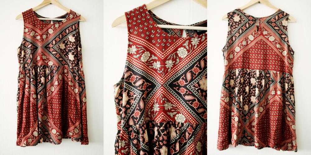 4 – klänning från urban outfitters