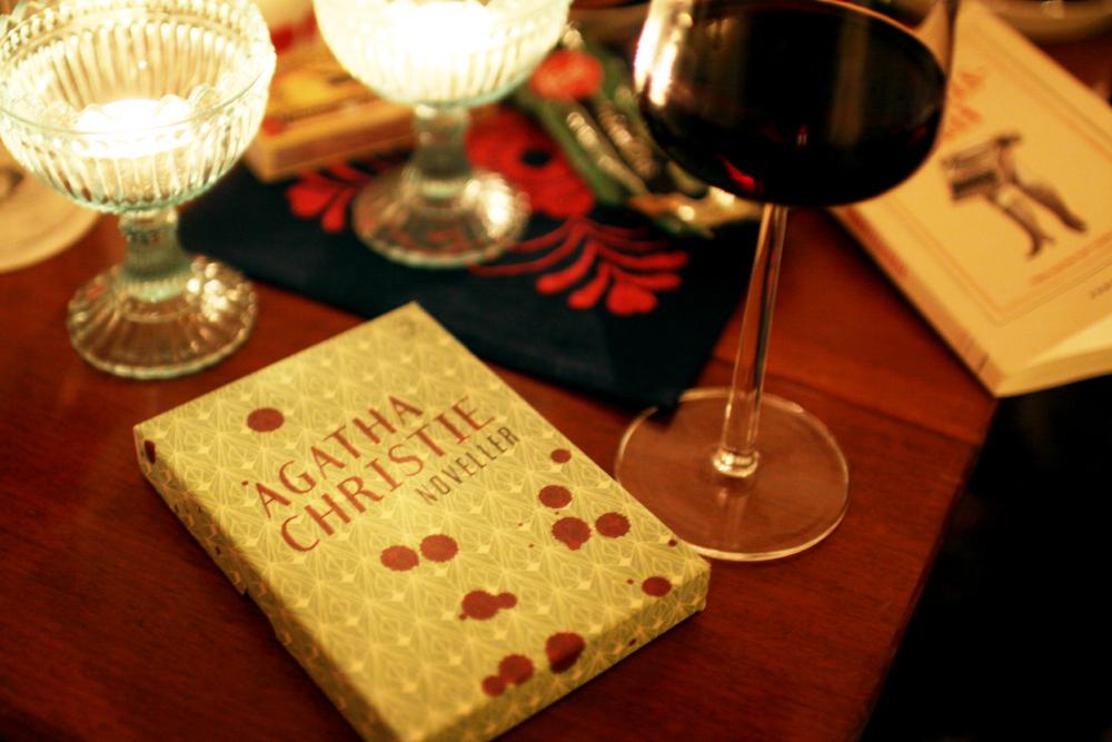 bokklubbsträff december