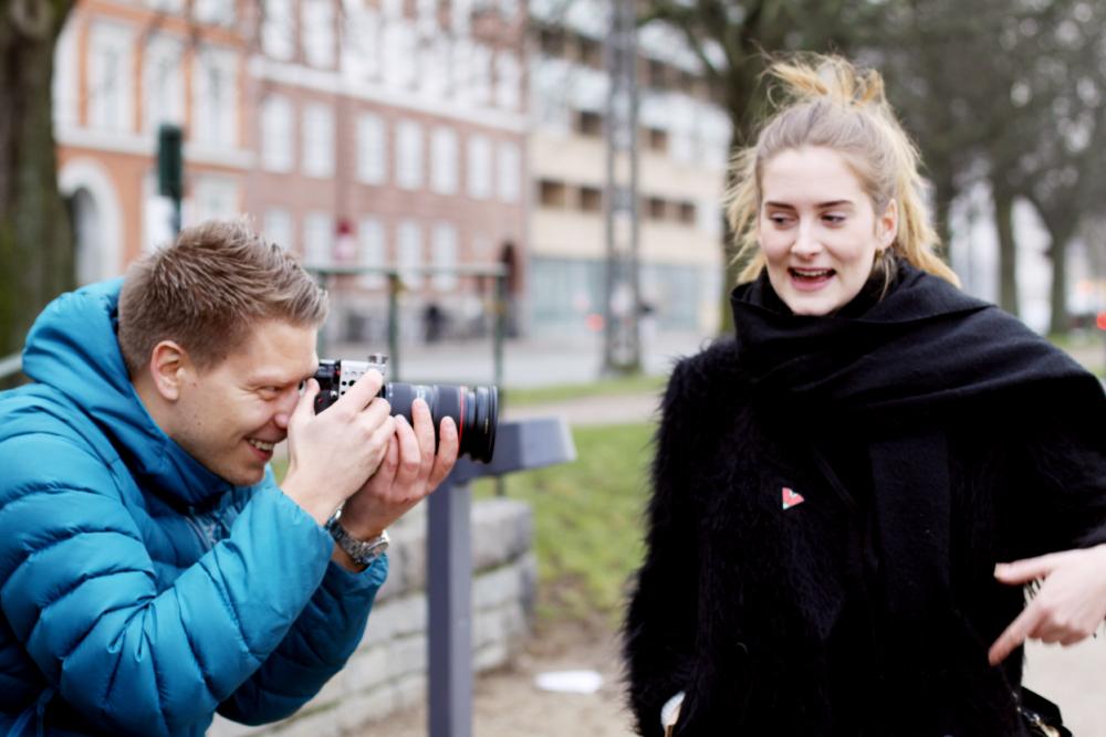 vi åkte till köpenhamn: spexade med vår kameraman & åt evelinas beryktade favoritpizza