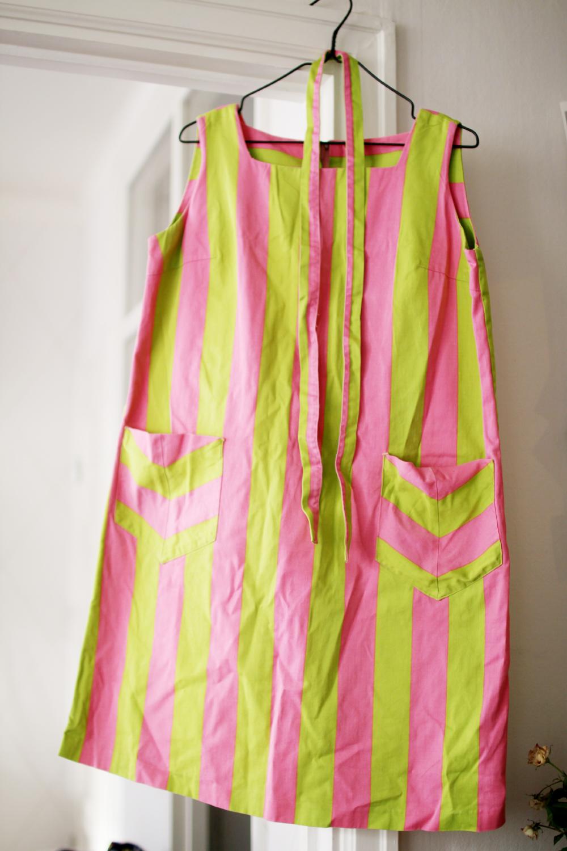 en twisterklänning