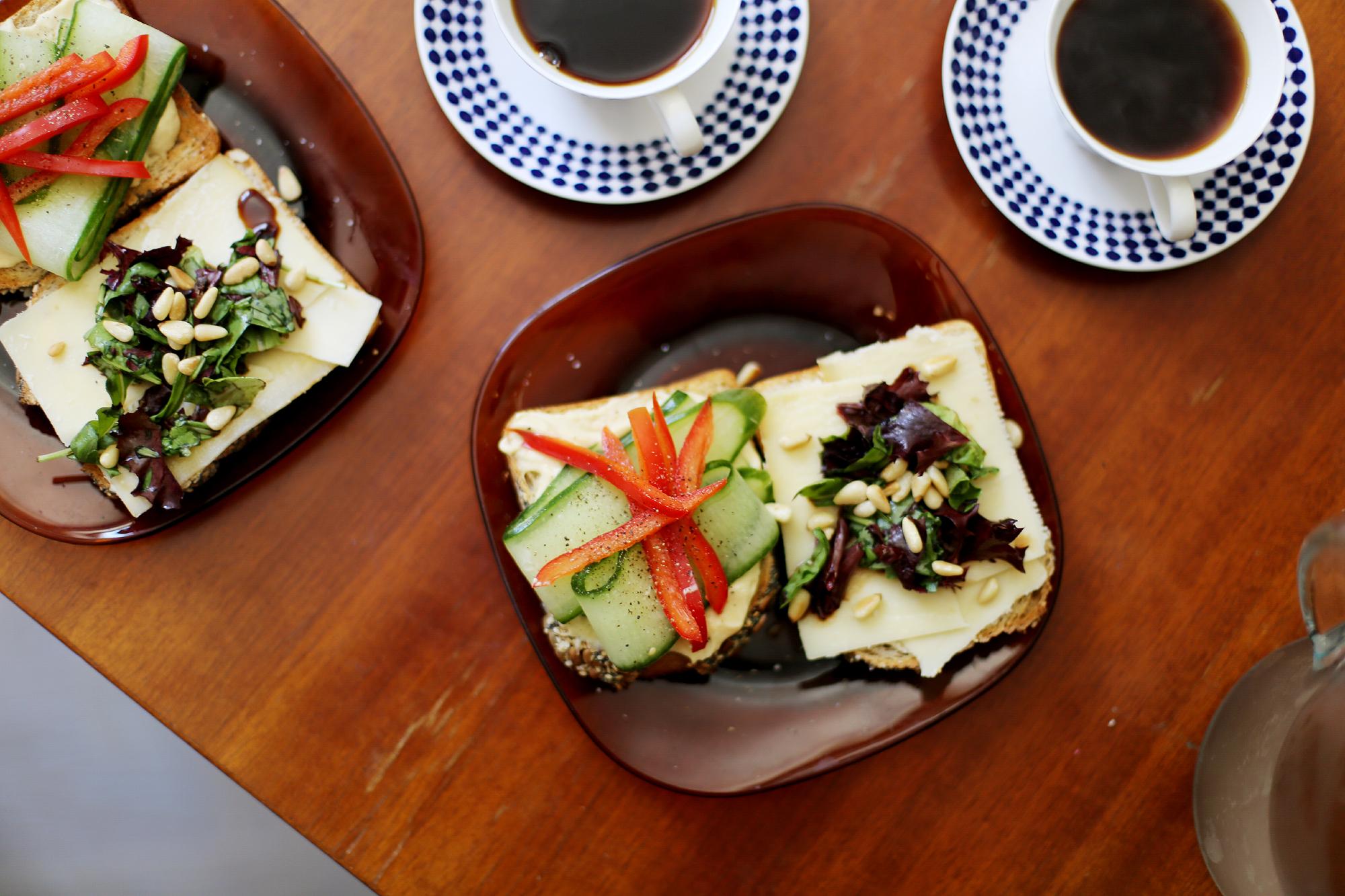 goda smörgåsar