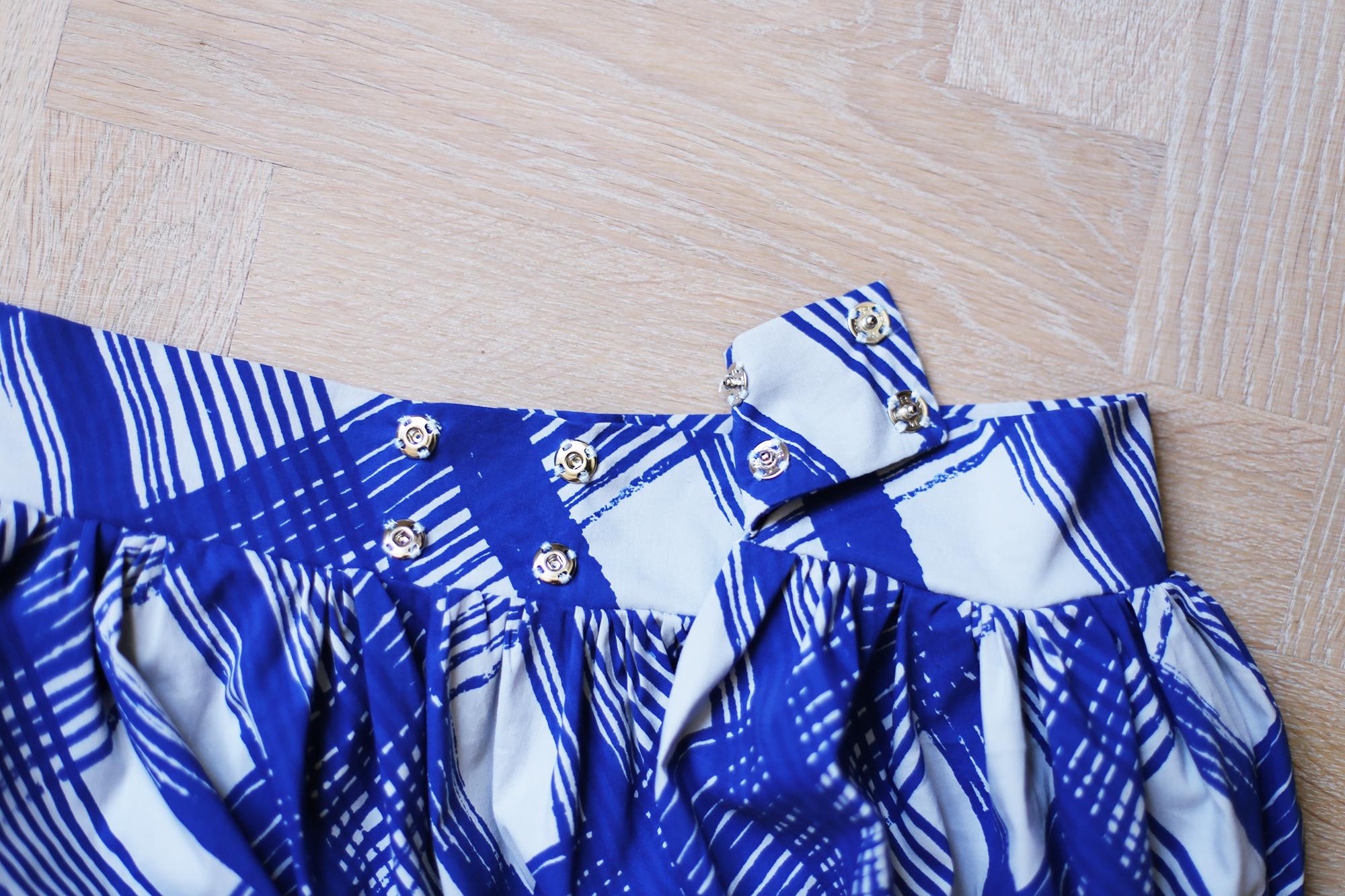 sy enkel kjol Sara Edström Metro Mode