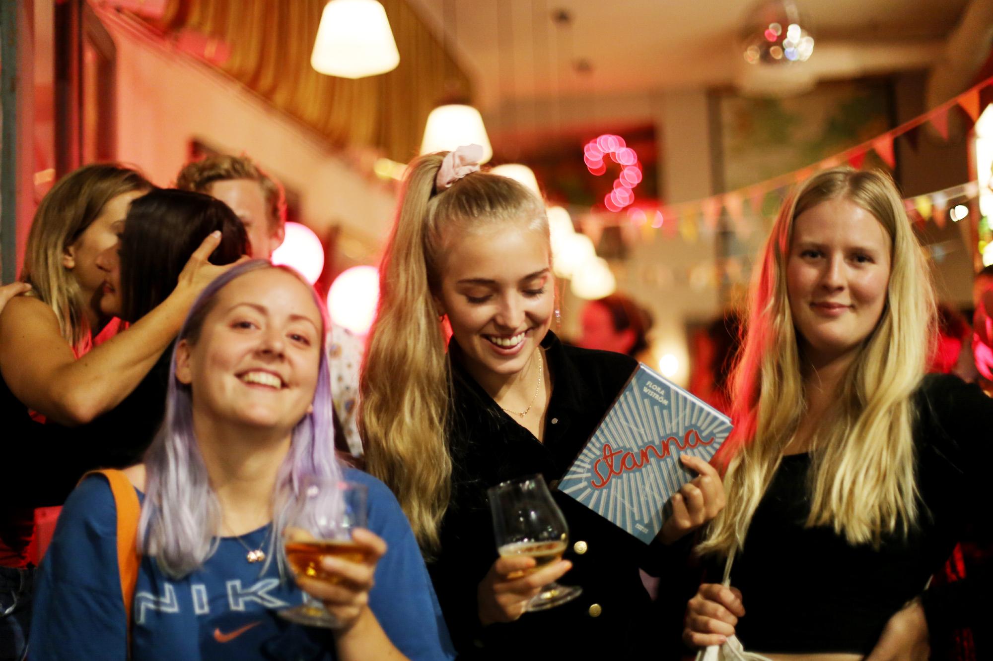 floras releasefest för »stanna«16
